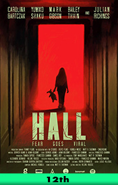 hall movie poster vod