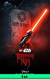 lego star wars terrifying tales movie poster vod