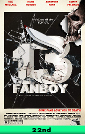 13 fanboy movie poster vod