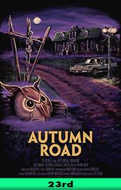 autumn road movie poster vod