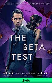 the beta test movie poster vod