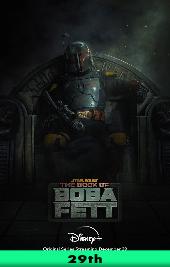 book of boba fett movie poster vod disney+
