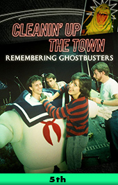 cleanin up the town movie poster vod