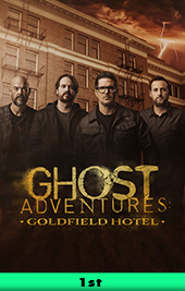 ghost adventures gold field hotel discovery+