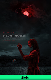 the night house movie poster vod
