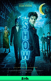 the show movie poster vod