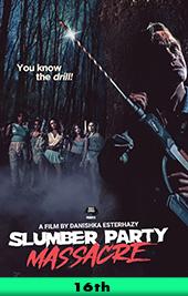 slumber party massacre movie poster vod syfy
