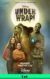 under wraps movie poster vod disney+