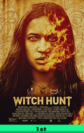 witch hunt movie poster vod