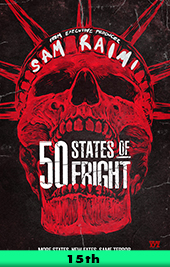 50 states of fright movie poster vod roku
