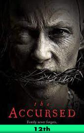 the accursed movie poster vod