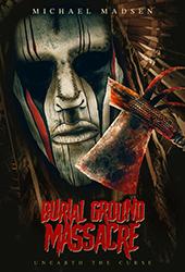 Burial Ground Massacre movie poster vod