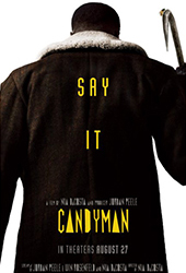 Candyman movie poster vod