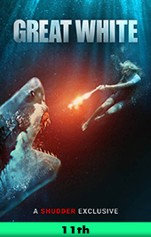 great white movie poster vod