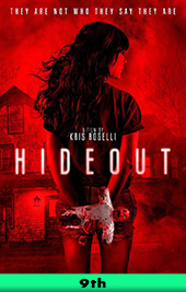 hideout movie poster vod