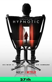 hypnotic movie poster vod