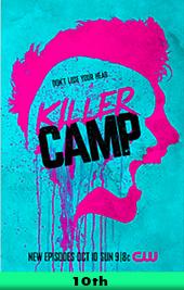 killer campy movie poster vod