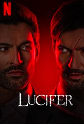 Lucifer NETFLIX movie poster vod