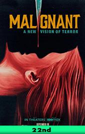 malignant movie poster vod