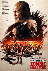 Manson Brothers Midnight Zombie Massacre movie poster vod
