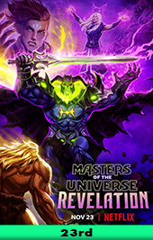 masters of the universe netflix vod
