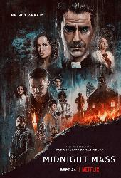 Midnight Mass NETFLIX movie poster vod