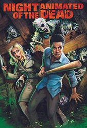 Night of the Animated Dead movie poster vod