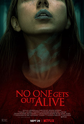 No One Gets Out Alive NETFLIX movie poster vod