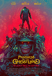 Prisoners of the Ghostland movie poster vod