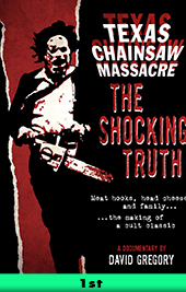 the texas chainsaw masacre the shocking truth movie poster vod arrow