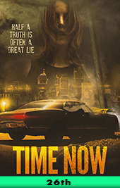 time now movie poster vod