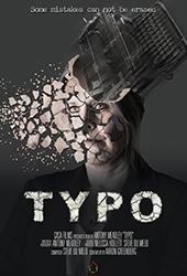 Typo movie poster vod
