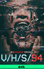 vhs94 movie poster vod Shudder