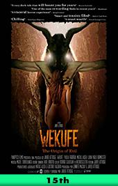 wekufe the origin of evil movie poster vod