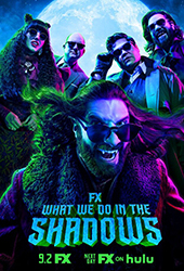 What We Do in the Shadows S3 HULU movie poster vod