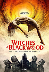 The Witches of Blackwood movie poster vod