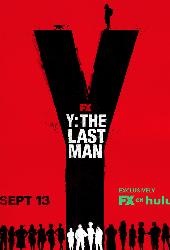 Y The Last Man movie poster vod