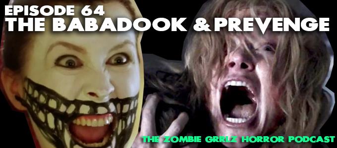 the zombie grrlz podcast episode 64